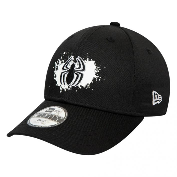 NEW ERA JR SPIDERMAN PAINT BASE 9FORTY YOUTH