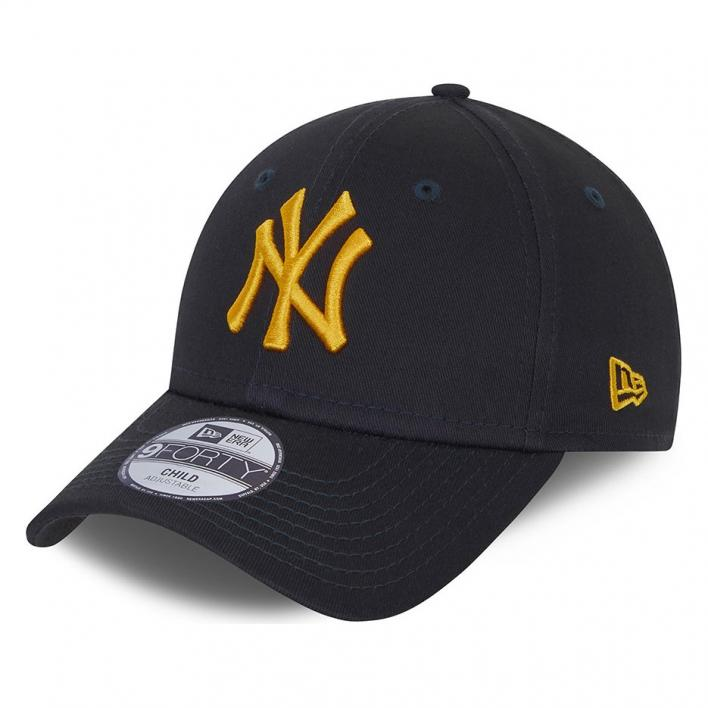 NEW ERA NEW YORK YANKEES ESSENTIAL 9FORTY JUNIOR CHILD