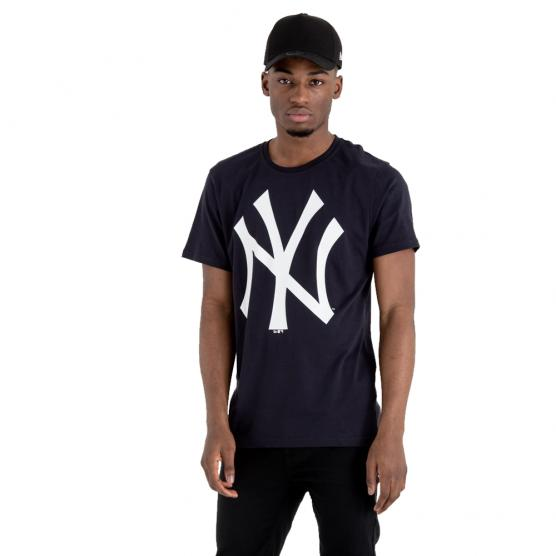 NEW ERA NEW YORK YANKEES TEE NAVY