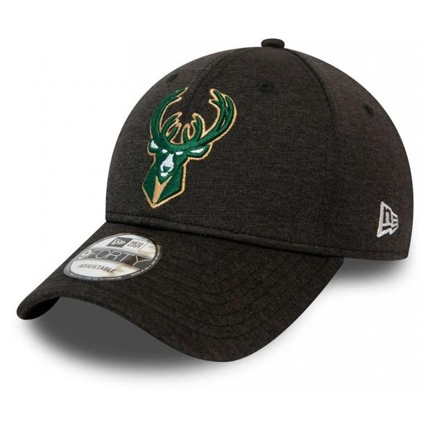 NEW ERA SHADOW TECH 9FORTY MILWAUKEE BUCKS
