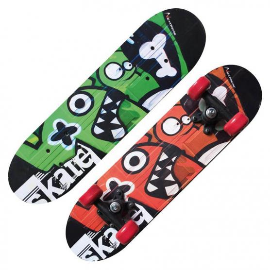 NEXTREME SKATEBOARD TRIBE MONSTER