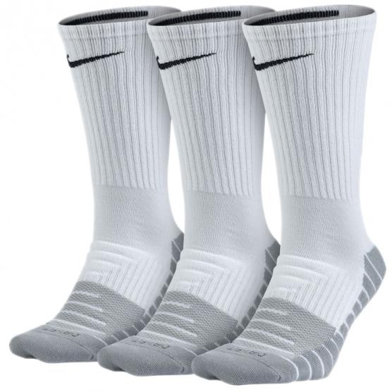 NIKE 3PPK DRIFIT CUSHION CREW SOCKS 010