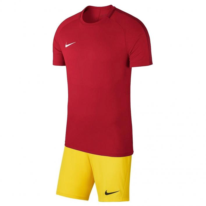 NIKE DRI-FIT ACADEMY KIT RED/YELLOW