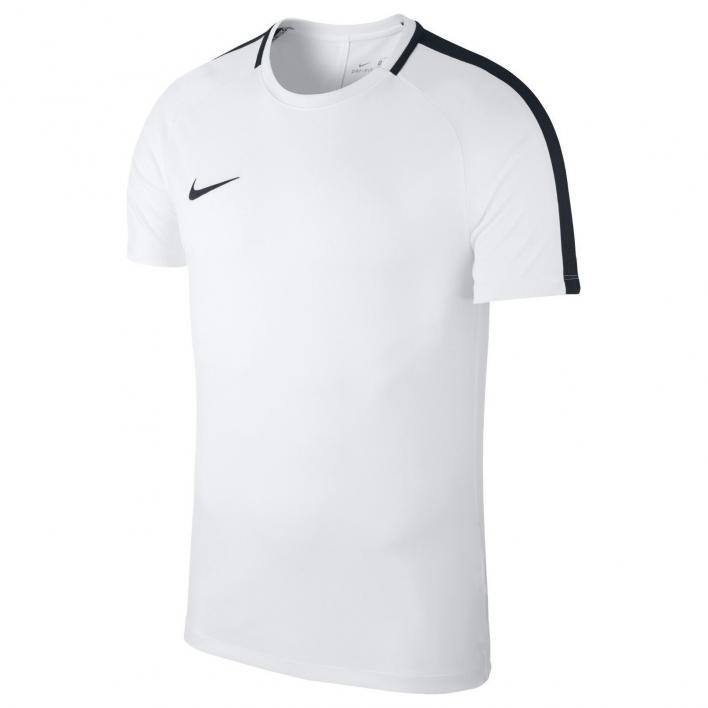 NIKE DRY ACADEMY 18 FOOTBALL TOP JUNIOR WHITE