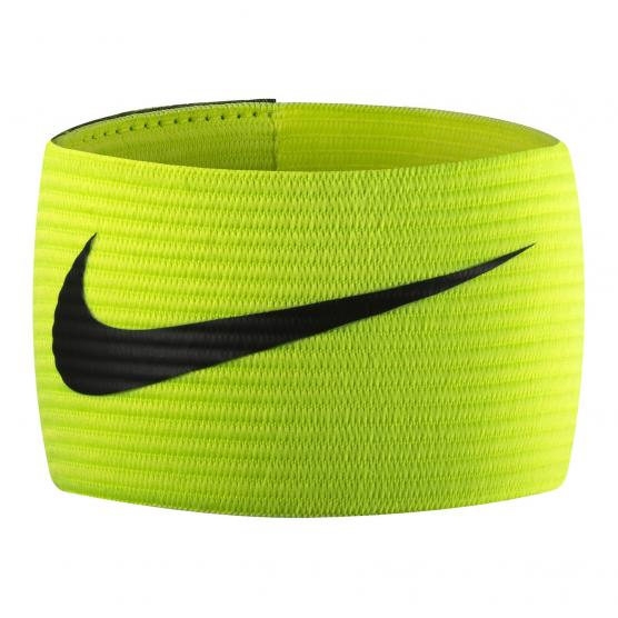 NIKE FUTBOL ARM BAND VT/BK