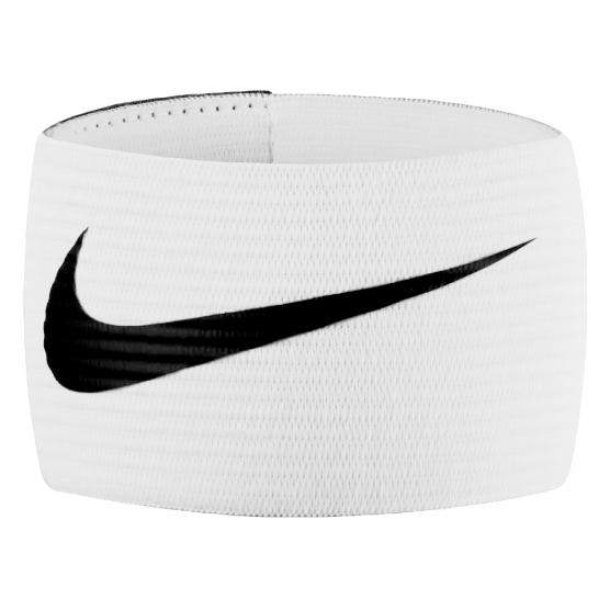 NIKE FUTBOL ARM BAND WH/BK