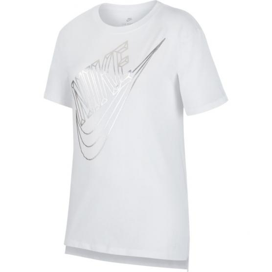 NIKE G NSW TEE FACETED FUTURA