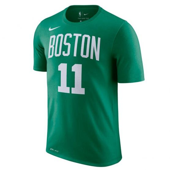 NIKE ICON NAME & NUMBER TEE COTTON BOYS CELTICS IRVING
