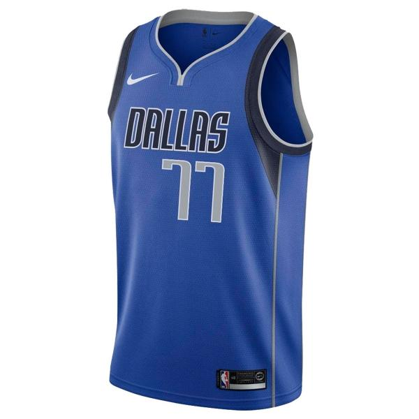 NIKE ICON SWINGMAN JERSEY BOYS DALLAS DONCIC