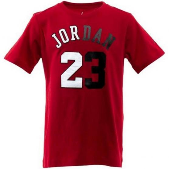 NIKE JORDAN JR FLIGHT HISTORY T-SHIRT