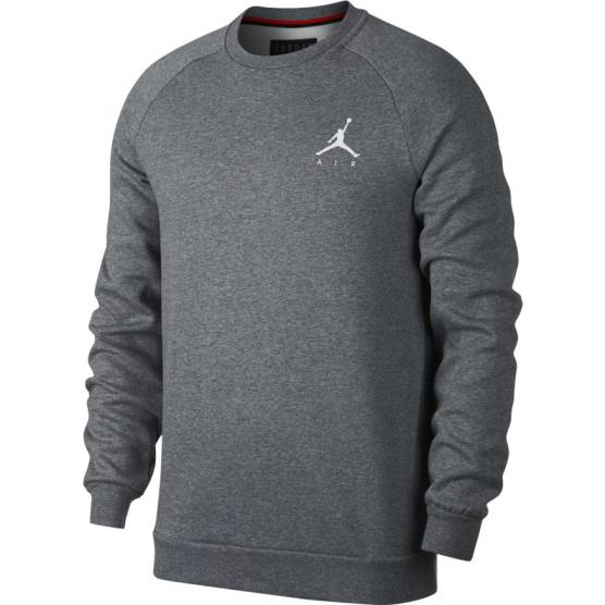 NIKE JORDAN JUMPMAN FLEECE CREW