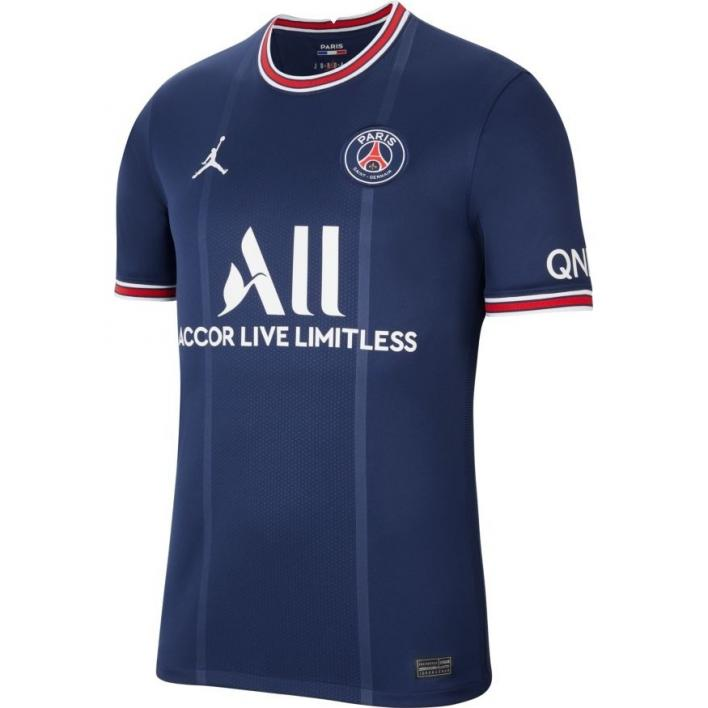NIKE PSG M DF STAD JERSEY SS HOME