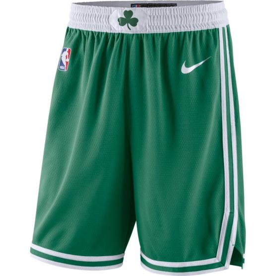 NIKE SWINGMAN SHORT BOSTON CELTICS
