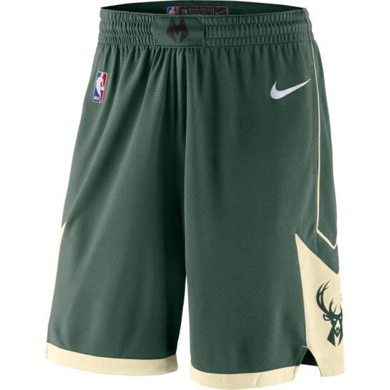 NIKE SWINGMAN SHORT MILWAUKEE
