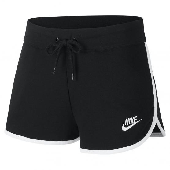NIKE W NSW HRTG SHORT FLC
