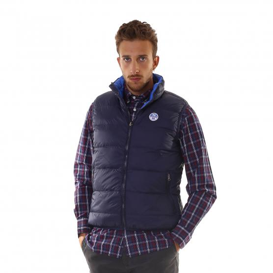 NORTH SAILS REVERSIBLE VEST 0802