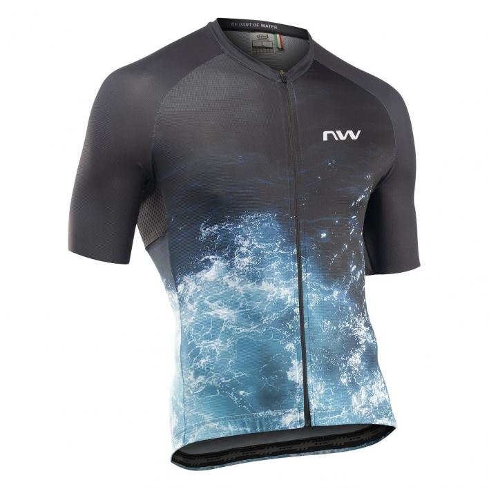NORTHWAVE WATER JERSEY SHORT SS