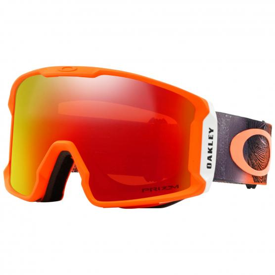 OAKLEY Line Miner Prizm Snow Torch Iridium