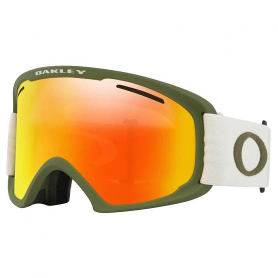 OAKLEY O-Frame 2.0 Pro XL Fire Iridium + Persimmon
