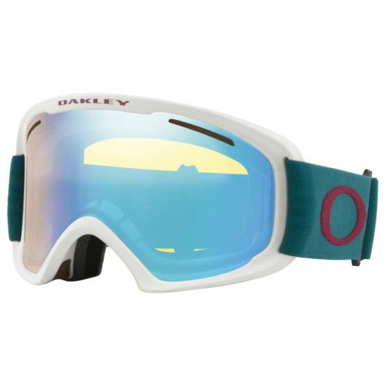 OAKLEY O-Frame 2.0 Pro XL Hi Yellow + Dark Grey