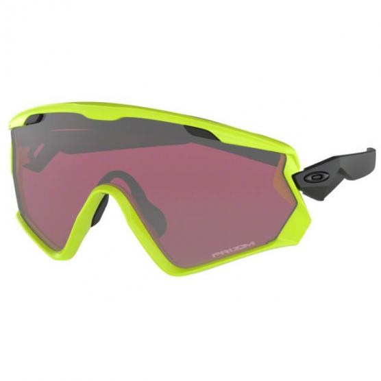 OAKLEY Windjacket 2.0 Prizm Snow Black