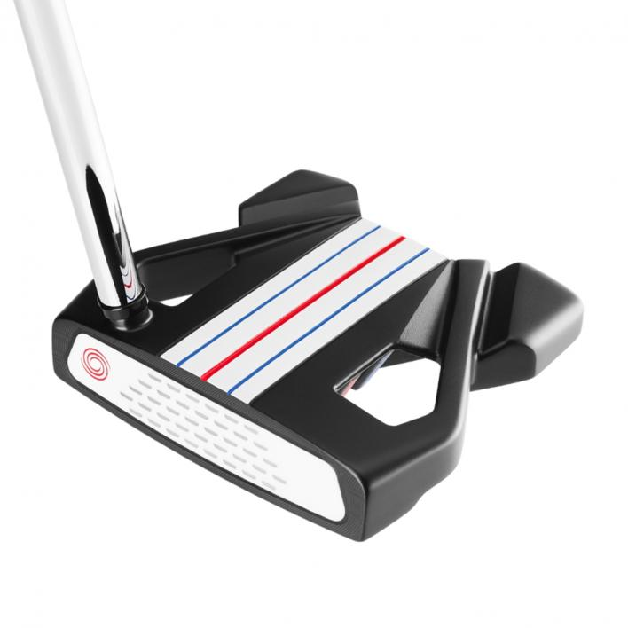 ODISSEY PUTTER 34'' TRIPLE TRACK 20 TEN OS 3 LEFT HAND