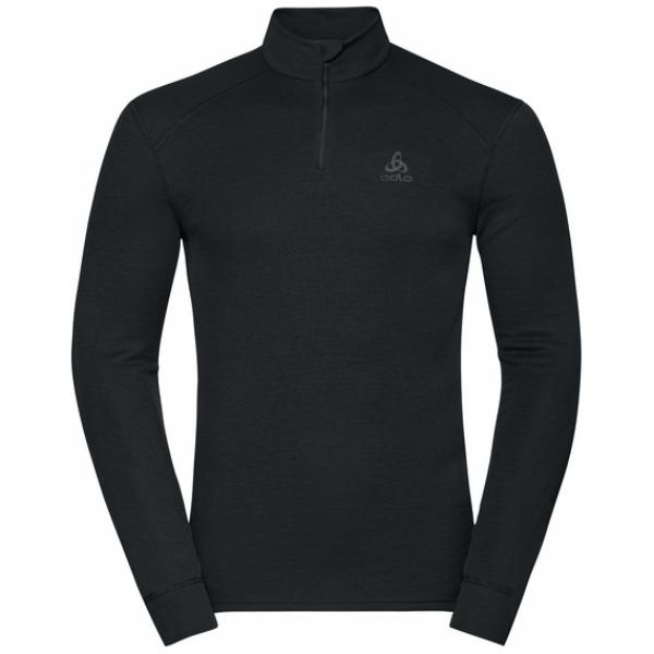 ODLO ACTIVE WARM ECO L/S HALF ZIP