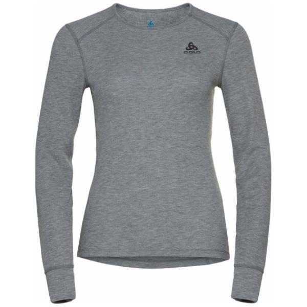 ODLO ACTIVE WARM ECO TOP CREW L/S WMS