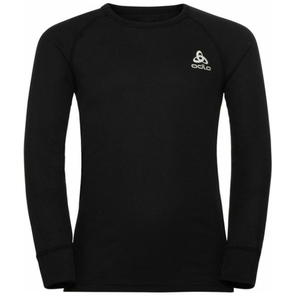 ODLO ACTIVE WARM ECO TOP CREW NECK L/S JUNIOR
