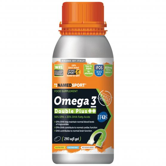 NAMEDSPORT Omega 3 Double Plus 240 Softgel