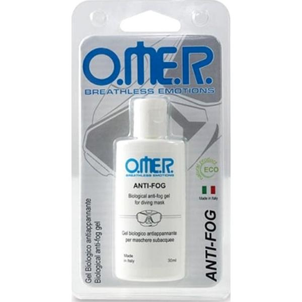 OMER GEL ANTI-FOG 30ML