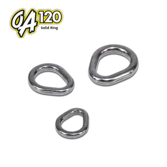 OMTD SOLID RING OA120 SIZE 6