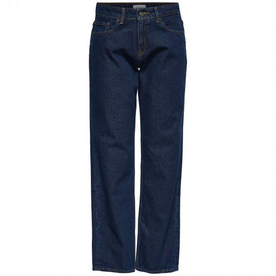 ONLY AFIA REG STRAIGHT JEANS DNM