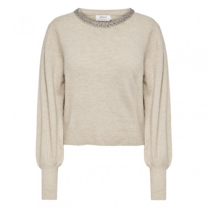 ONLY ALSIA L/S PULLOVER KNT