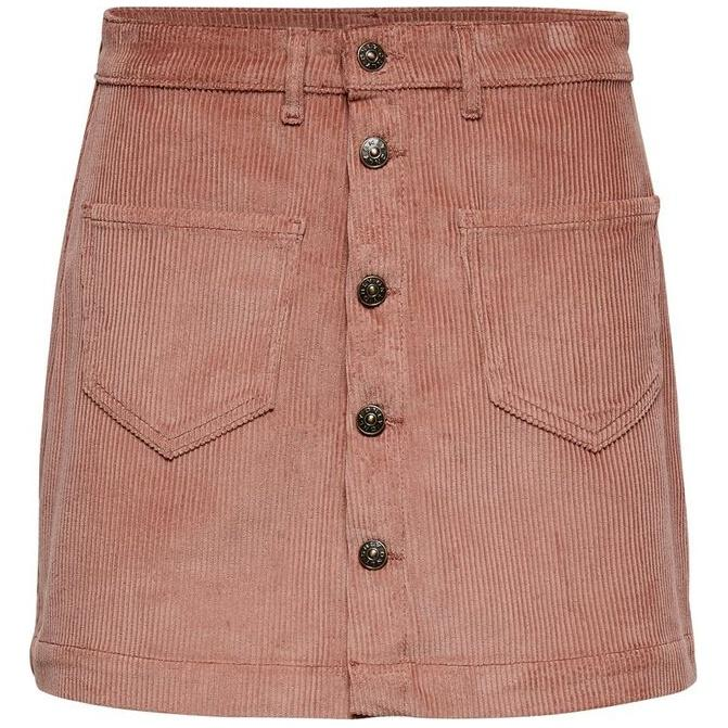 ONLY AMAZING HW CORD LIFE SKIRT PNT