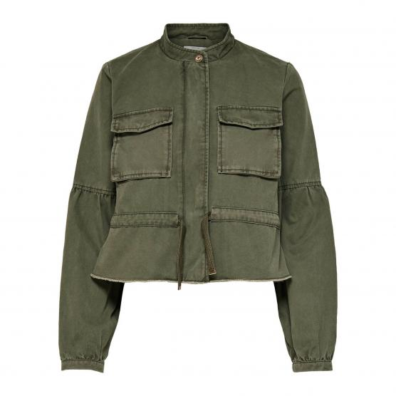 ONLY ARIANNA SHORT UTILITY JACKET