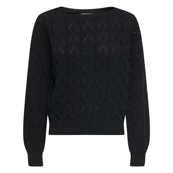 ONLY BRYNN LIFE STRUCTURE L/S PUL KNT NOOS