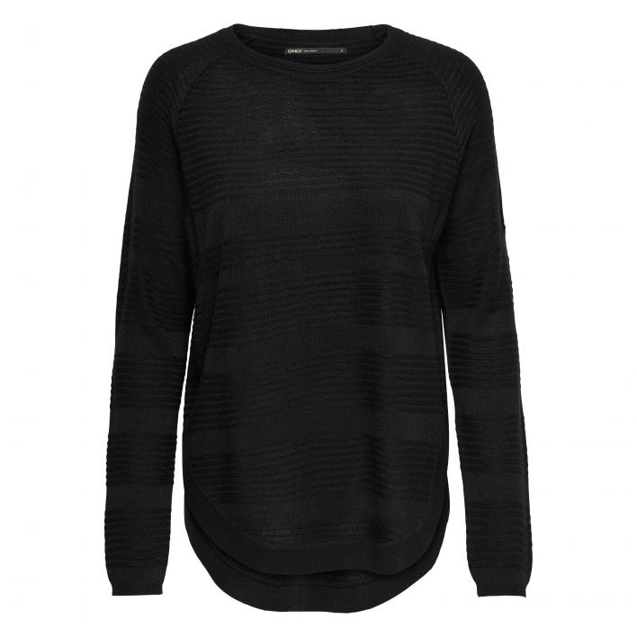 ONLY CAVIAR LANGARM PULLOVER KNT NOOS