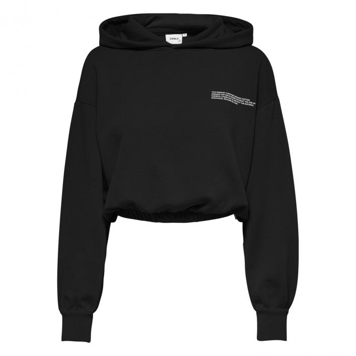 ONLY COOPER LIFE L/S HOOD SWT