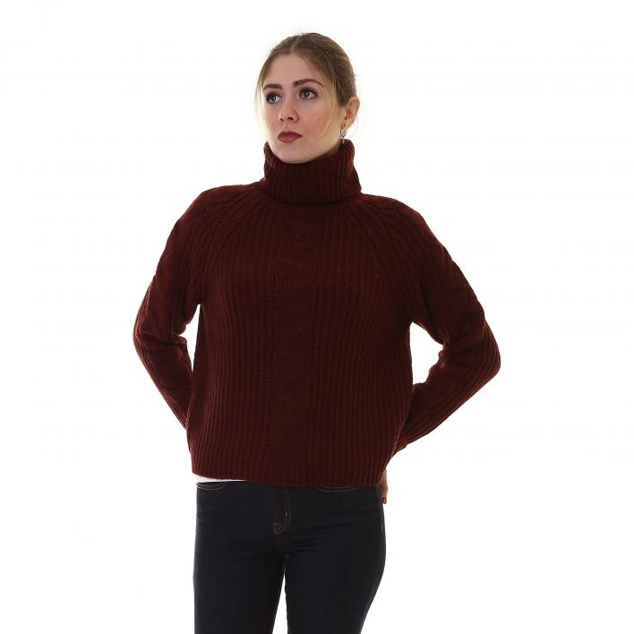 ONLY DAISY L/S ROLLNECK PULLOVER KNT