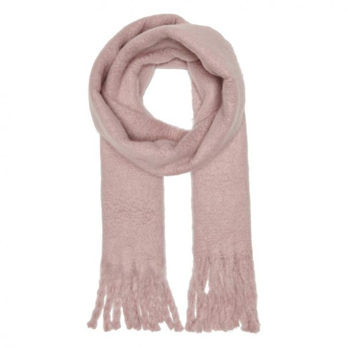 ONLY ELLY HEAVY FRINGE SCARF