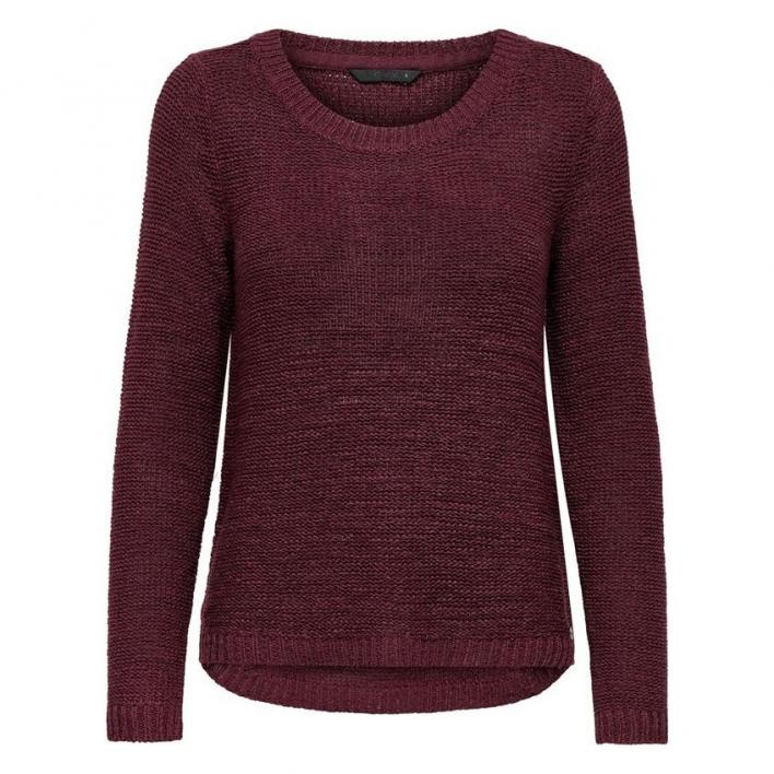ONLY GEENA XO L/S PULLOVER KNIT