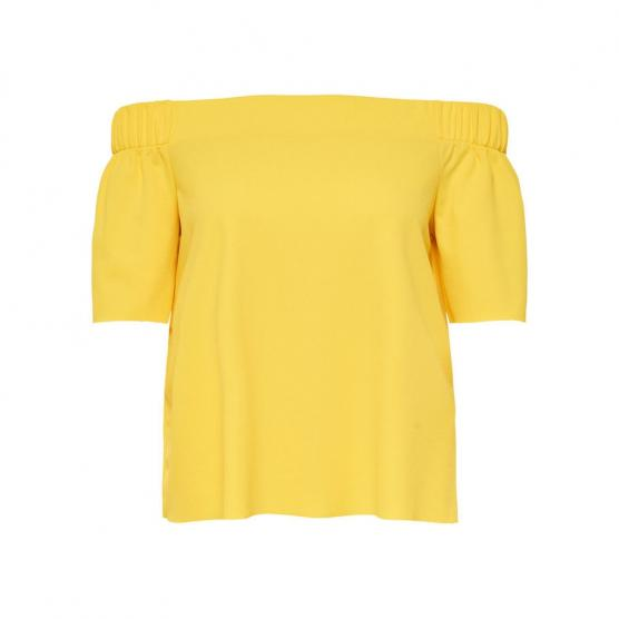 ONLY JOANA S/S OFF SHOULDER TOP JRS