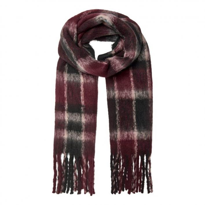 ONLY JONNY RECYCLED WOVEN SCARF