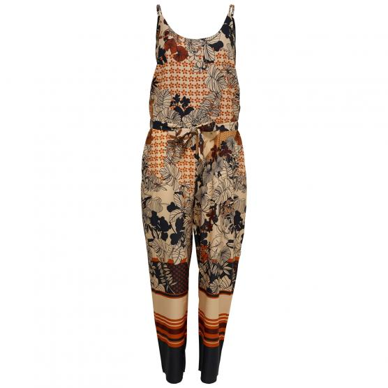 ONLY JUNGLE JUMPSUIT WVN