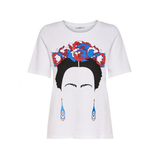 ONLY KARLA S/S T-SHIRT JRS