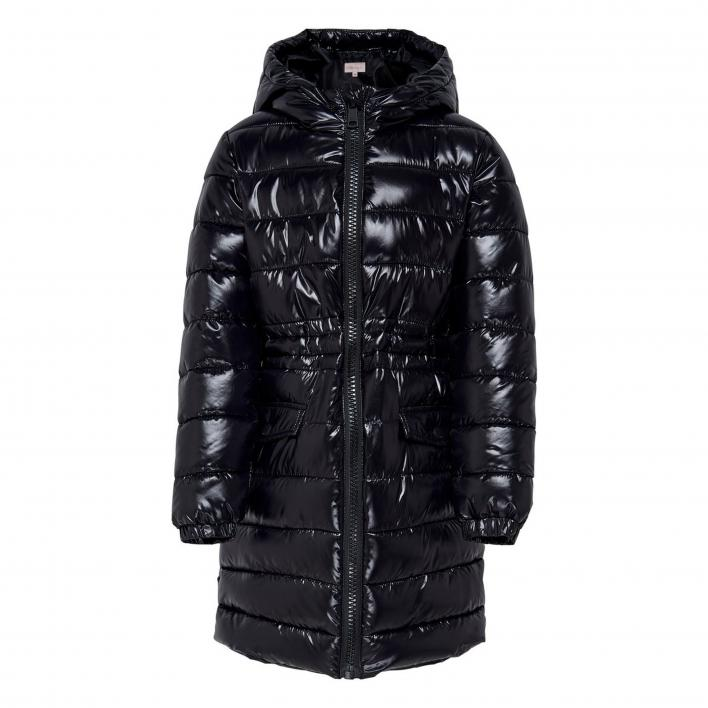 ONLY KIDS EMMY  QUILTED LONG JACKET OTW