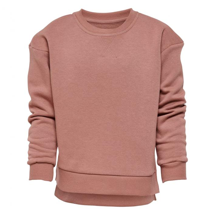 ONLY KIDS EVERY LIFE L/S O-NECK SWEATSHIRT PNT