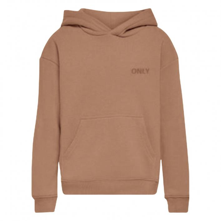 ONLY KIDS EVERY LIFE SMALL LOGO HOODIE PNT NOOS