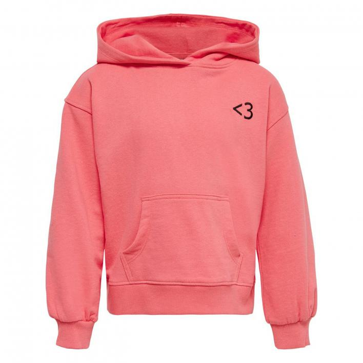 ONLY KIDS KONBEAT L/S HOOD SWT